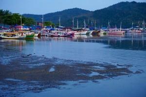 Paraty Harbor