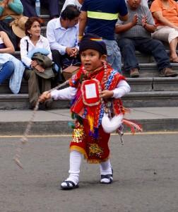 Lima, Peru Parade