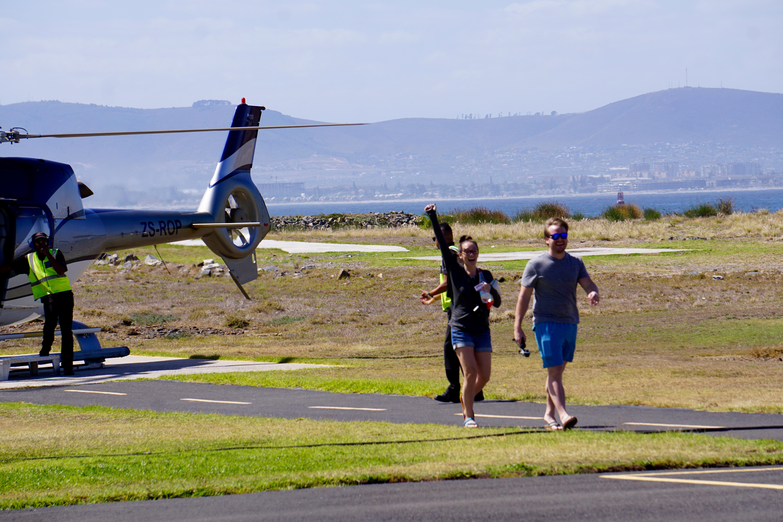 whew, safe landing!