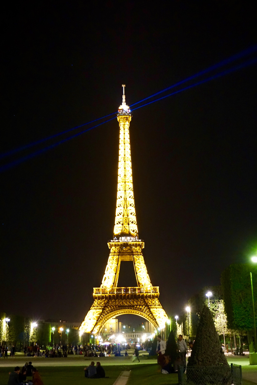 au revoir, Paris