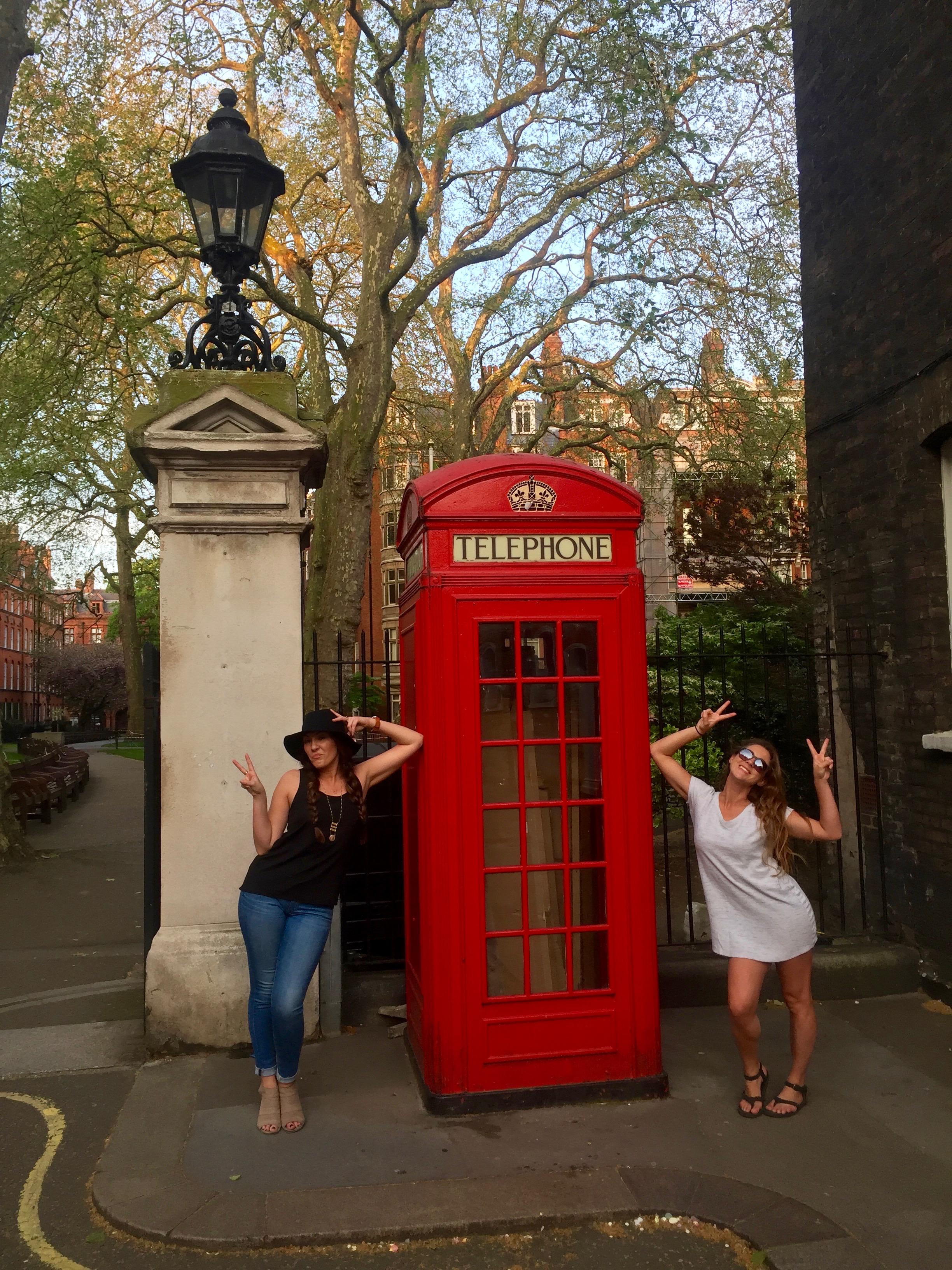 Leone Ladies of London