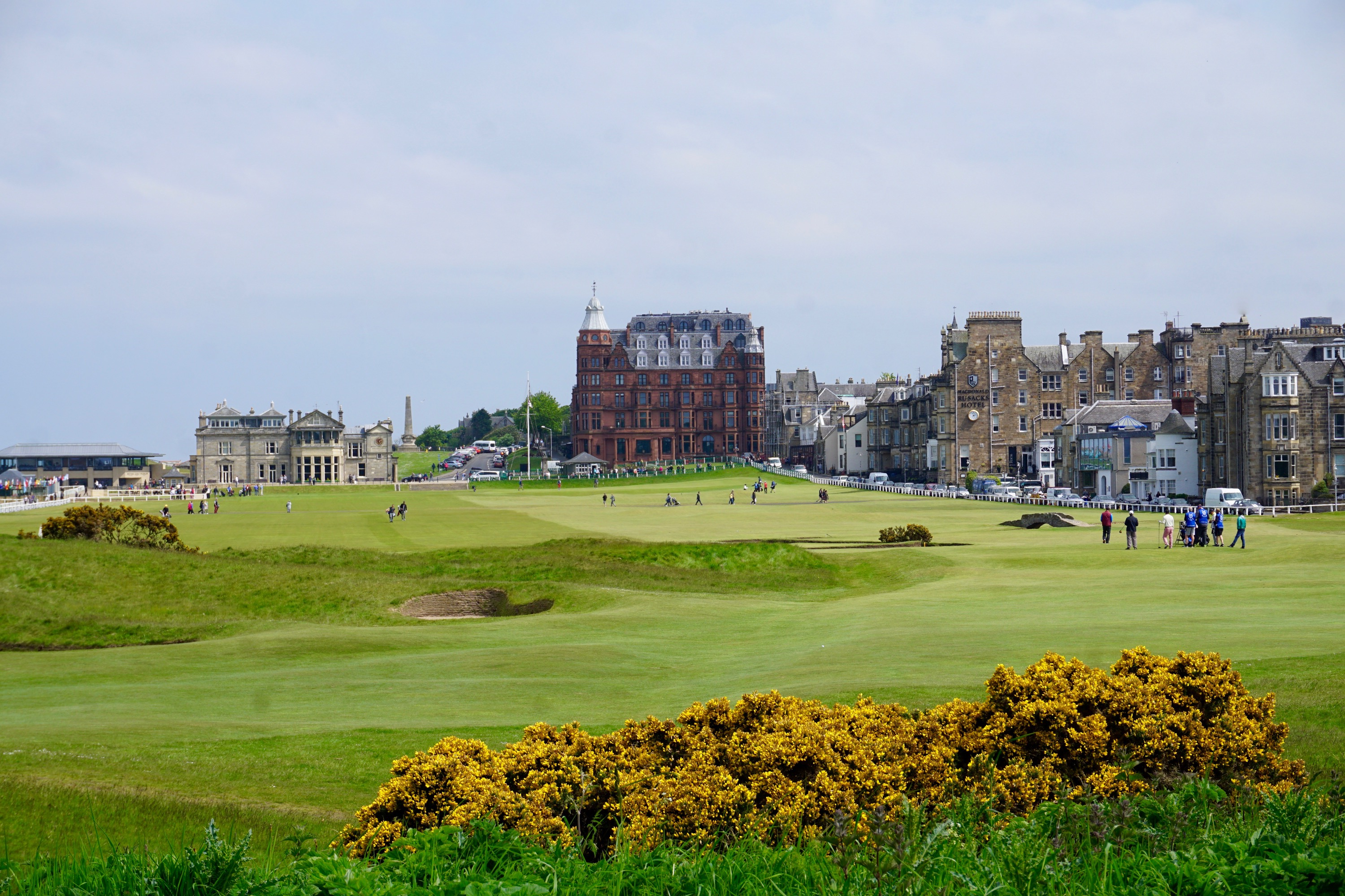 beauty of a course, put our name on the waiting list to play!