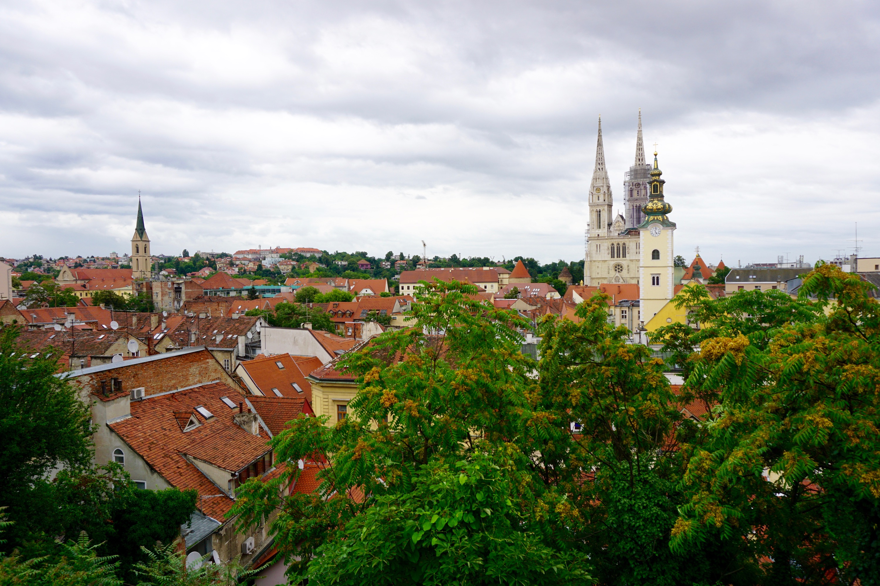 Zagreb, Old Town