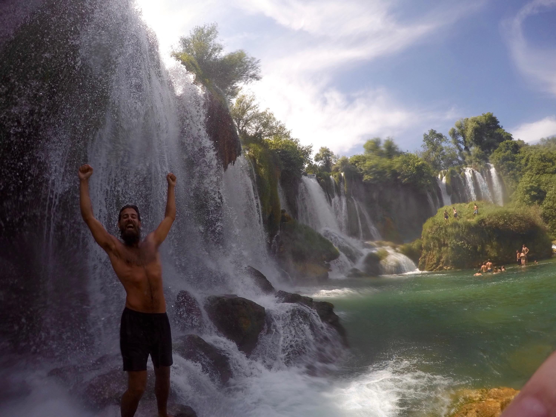 Bosnian falls