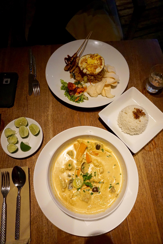 Indonesian cookin