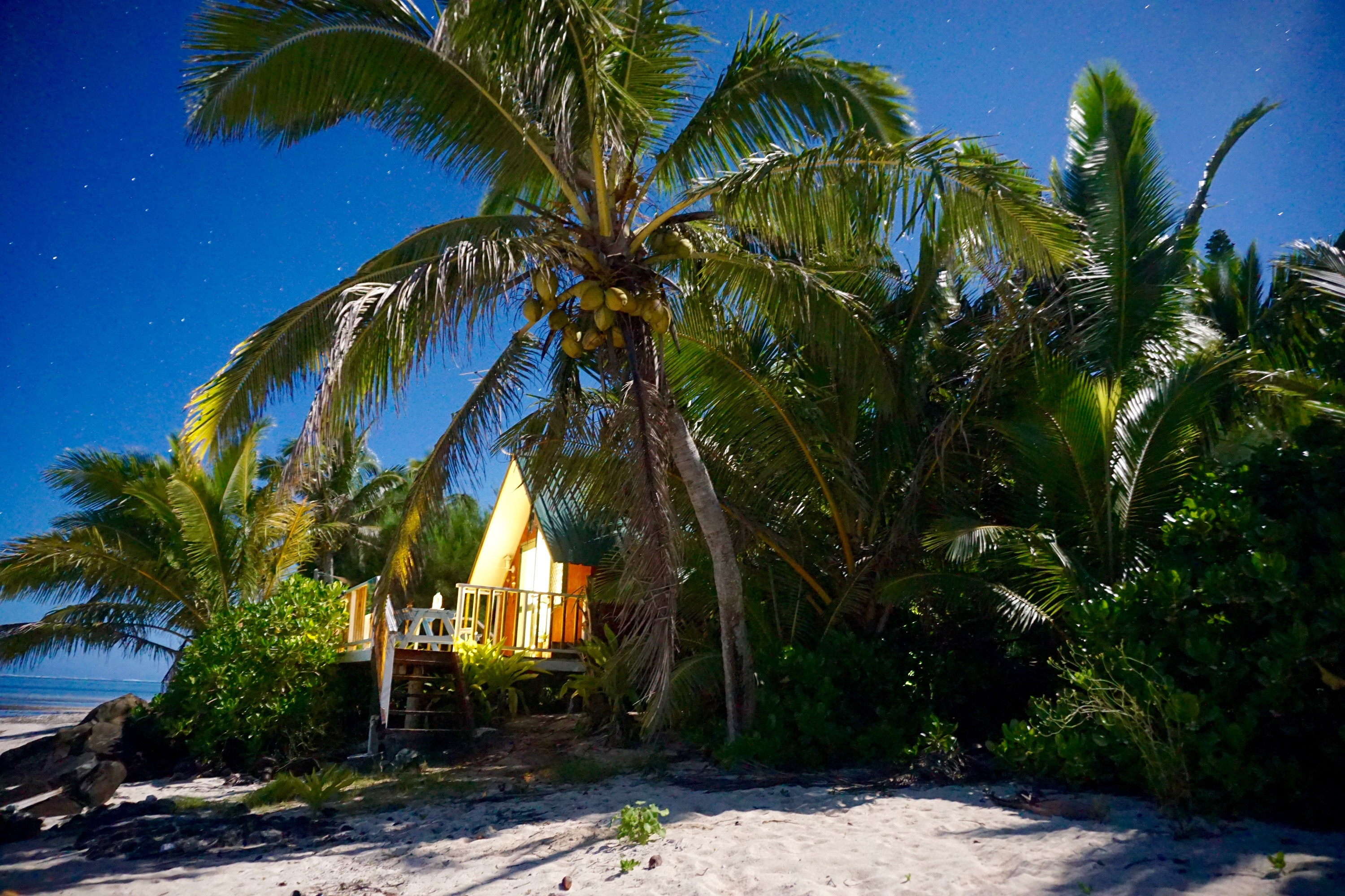 our perfectly hidden beach cottage