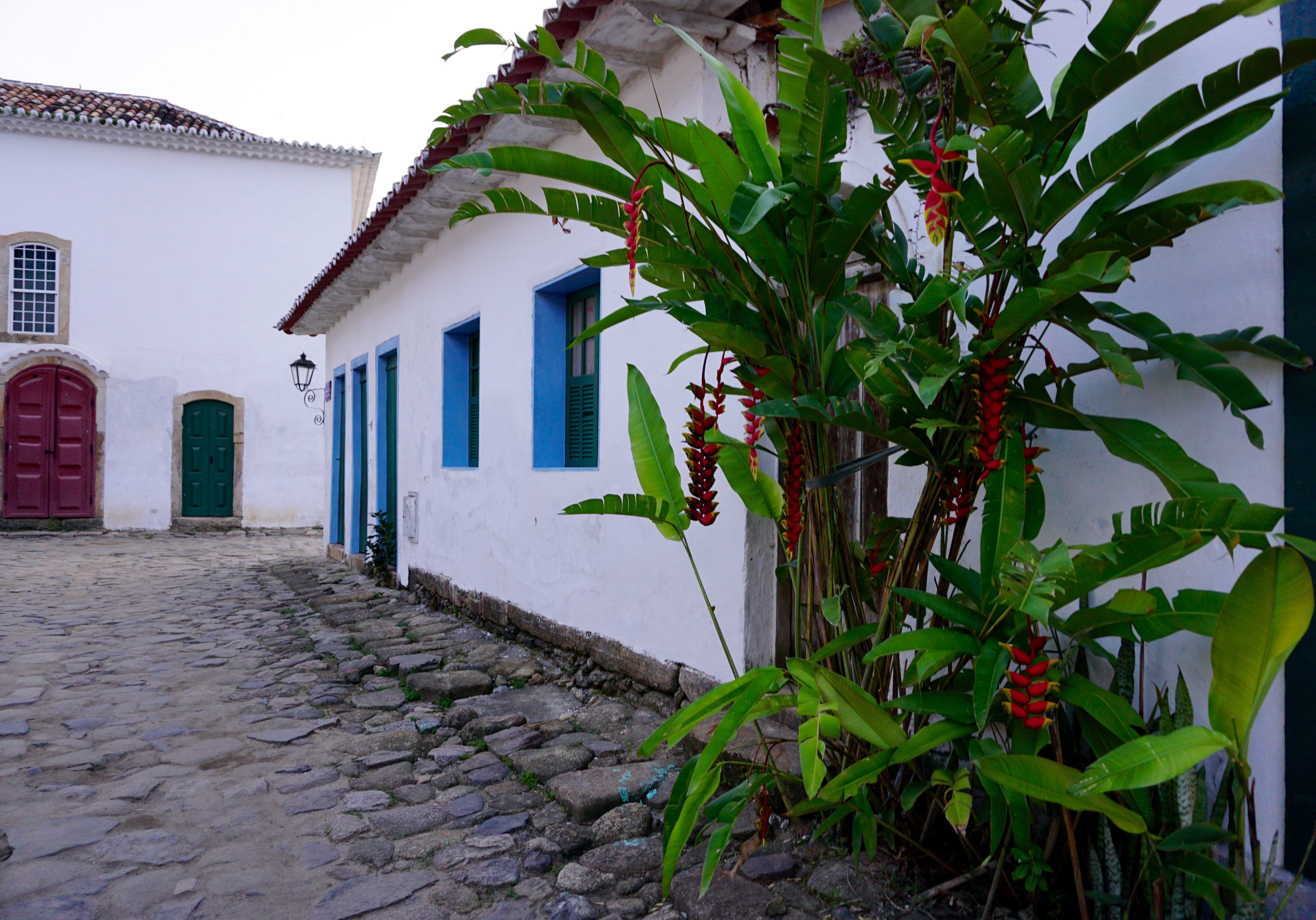 city was, during the Brazilian colonial period (1530-1815)