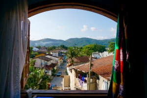 view from room at paraty rio