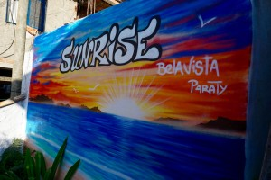 Sunrise at bella vista, Airbnb Paraty Rio