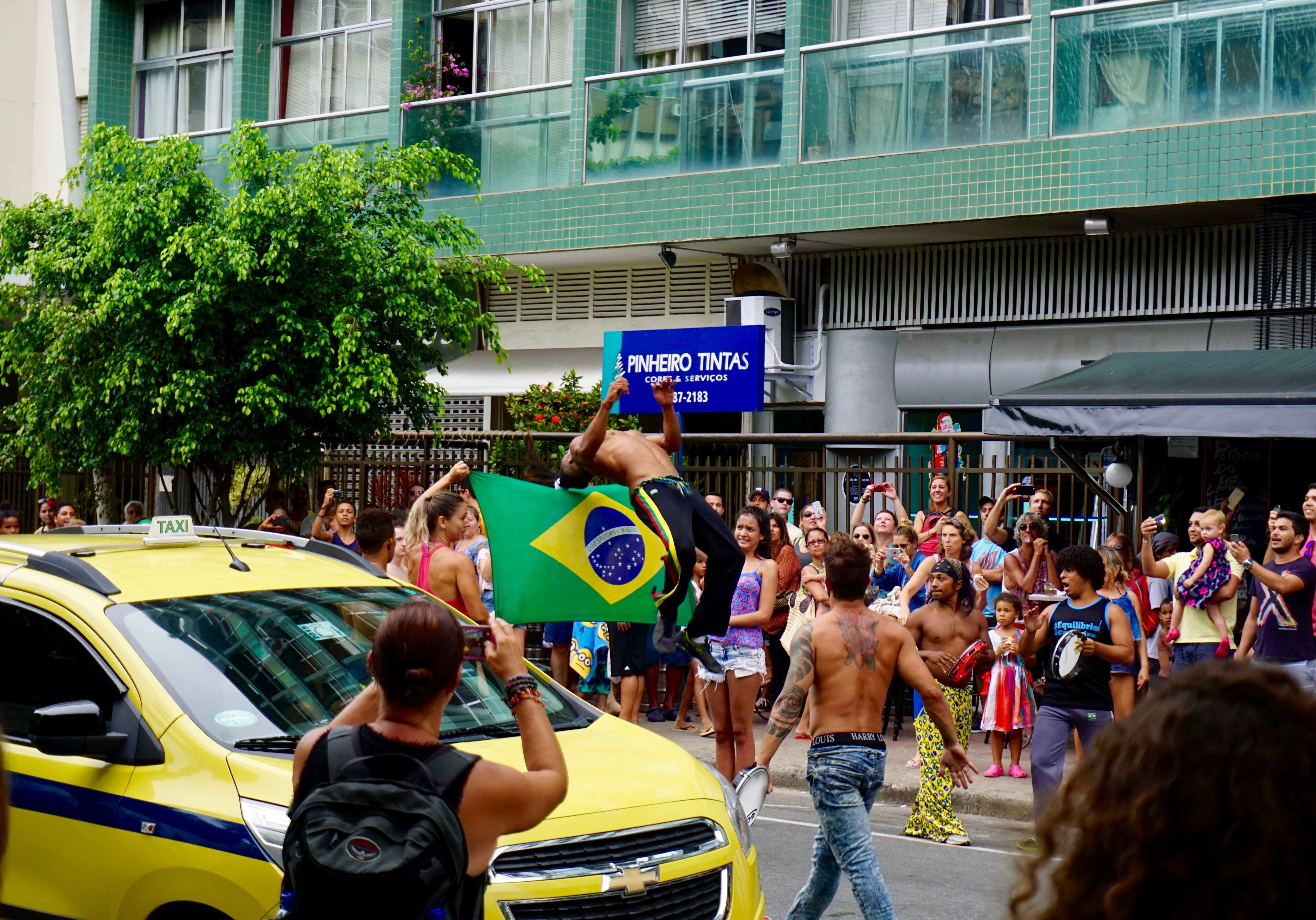 another day in Copacabana