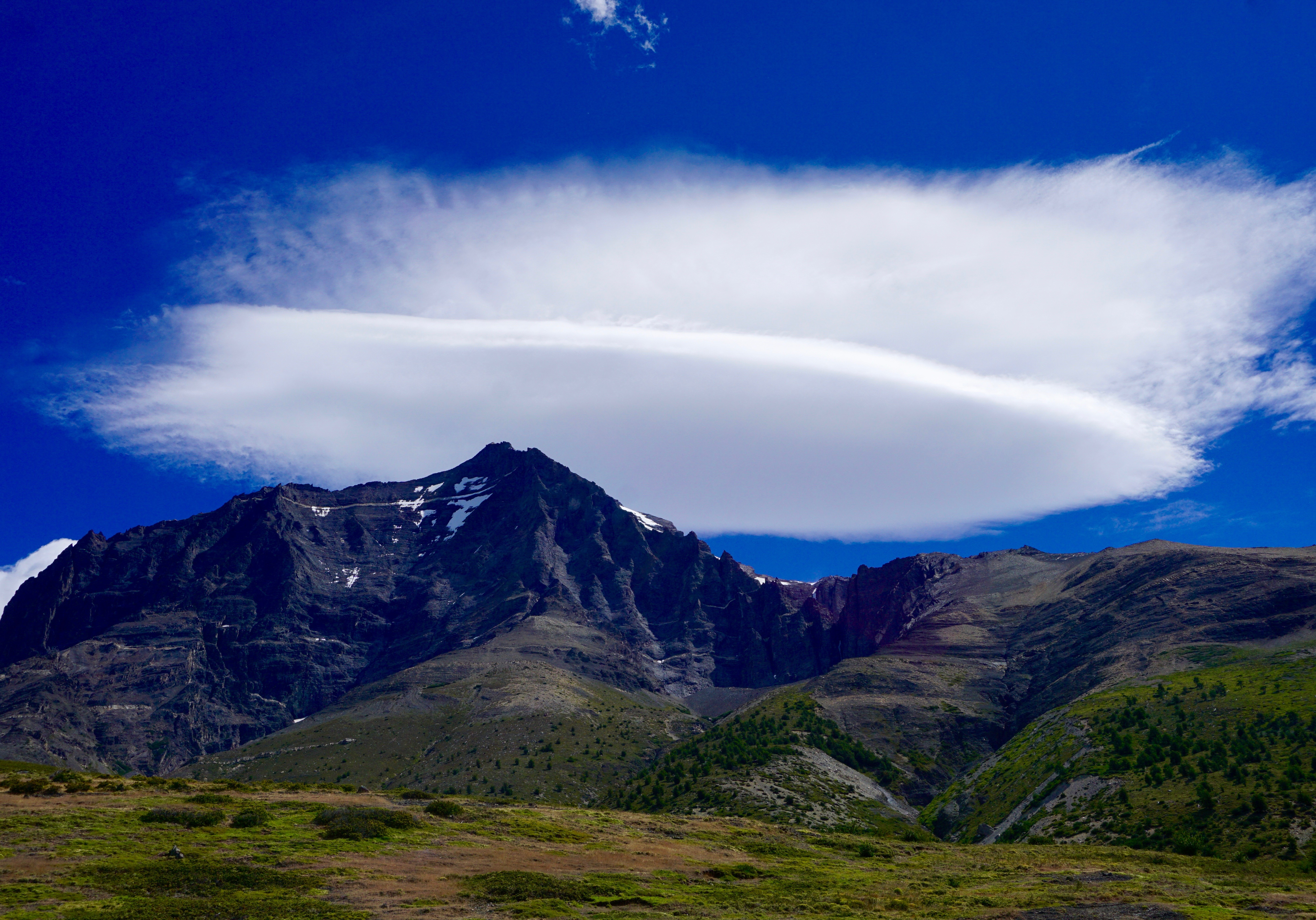 our favorite cloud in South America