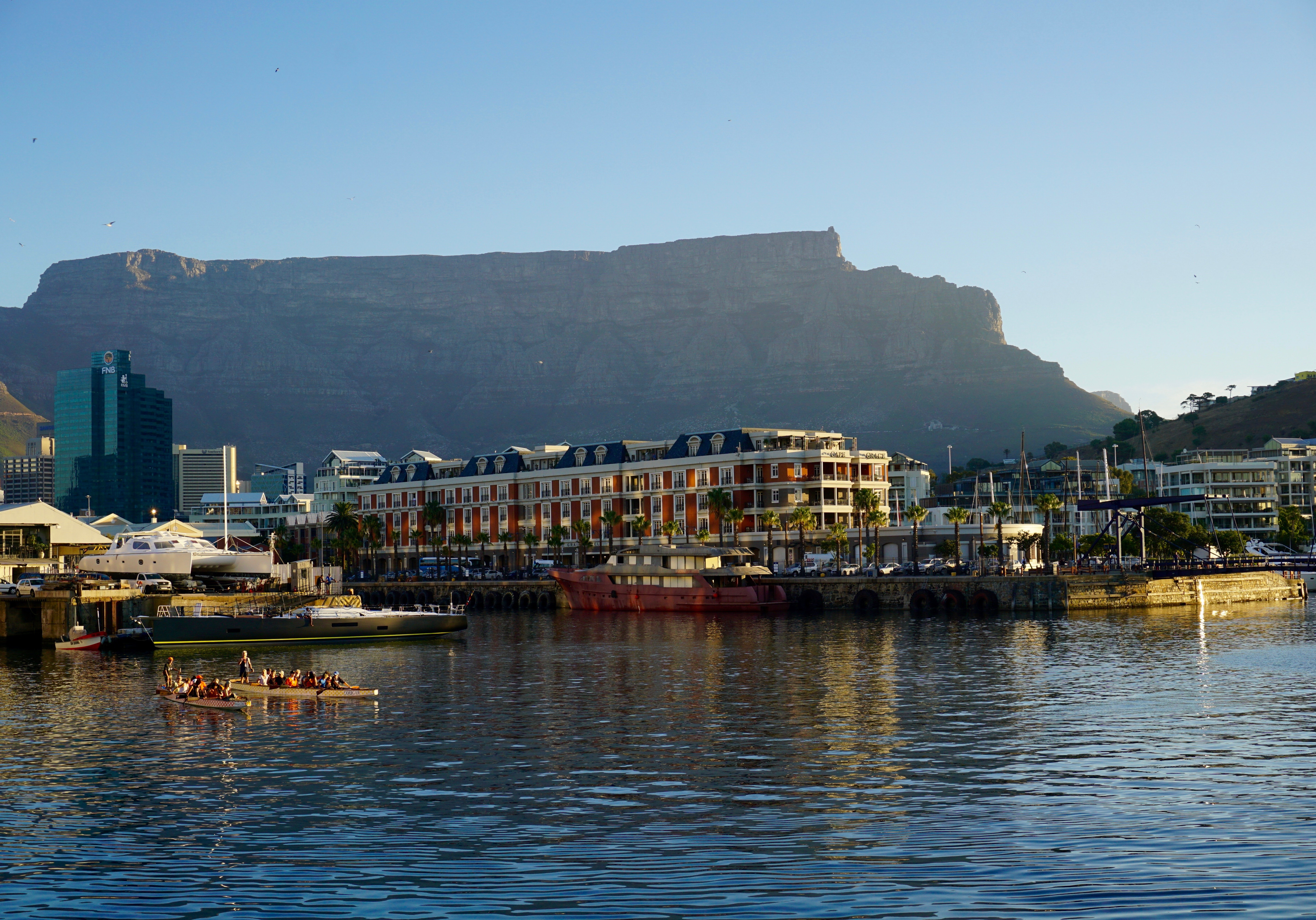 the V&A Waterfront